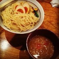 Photo taken at 三代目 宮田麺児 by たまご . on 3/30/2013