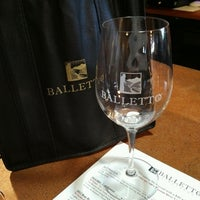 Photo taken at Balletto Vineyards & Winery by Elizabeth L. on 2/4/2017