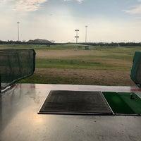 Photo taken at Sky72 Dream Golf Range by Adam M. on 8/19/2018