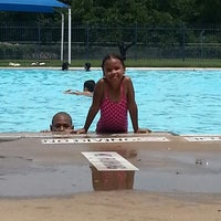Photo taken at Dove Springs Recreation Center by Nae on 6/8/2014