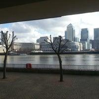 3/31/2013にChris .A. d.がDoubleTree by Hilton Hotel London - Docklands Riversideで撮った写真