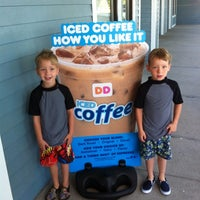 Photo taken at Dunkin Donuts by Stephen C. on 8/15/2013