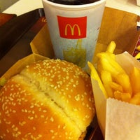 Photo taken at McDonald's by Cristian V. on 7/2/2013