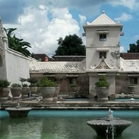 Photo taken at Taman Sari Water Castle by Rizmha M. on 4/29/2013