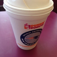 Photo taken at Dunkin' Donuts by Nino Z. on 11/3/2013