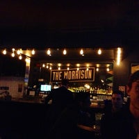 Photo taken at The Morrison Bar & Oyster Room by Naveen P. on 6/28/2013