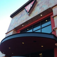 Photo taken at BJ's Restaurant and Brewhouse by Jackie D. on 5/20/2013