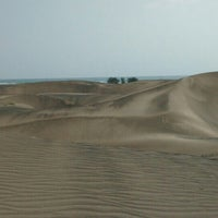 Photo taken at Dunas Chachalacas by Jorge G. on 5/14/2016