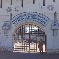 Снимок сделан в Спасо-Преображенский монастырь пользователем Asiyat A. 5/7/2013
