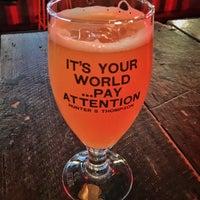 Photo taken at BrewDog Liverpool by Paul on 5/3/2018