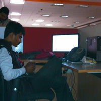 Photo taken at Tech Mahindra by Lokanadhan K. on 1/20/2014