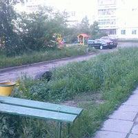 Photo taken at Академгородок by Анютка К. on 6/14/2013