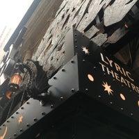 10/11/2018 tarihinde K E.ziyaretçi tarafından Lyric Theatre'de çekilen fotoğraf