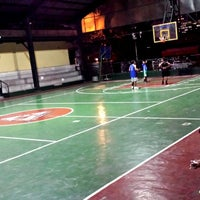 Photo taken at West Triangle Basketball Court by Bryan L. on 6/2/2014