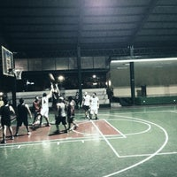 Photo taken at West Triangle Basketball Court by Bryan L. on 7/1/2013