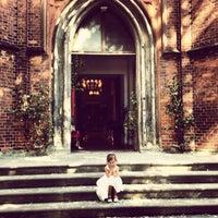 Снимок сделан в Англиканская церковь Святого Искупителя пользователем Kaspars B. 8/23/2013