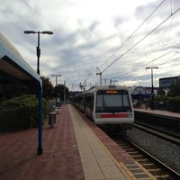 Photo taken at City West Train Station by Absolute P. on 4/19/2013