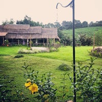 Photo taken at Paicome Hideaway Resort Pai by Alice C. on 8/7/2013