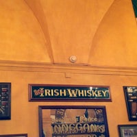 Photo taken at Finnegan's Irish Pub by Evgeny on 4/1/2013
