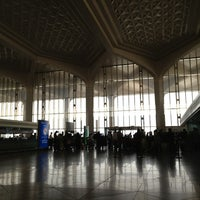 Photo taken at King Fahd International Airport (DMM) by Sophy .. on 5/24/2013