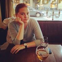 Photo taken at Café le fil du Rasoir by Olle E. on 5/23/2013