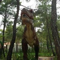 Photo taken at Dino Park by Burcu K. on 7/13/2013