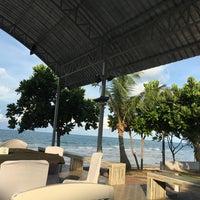 Photo taken at Rattanapura Beach Resort by Mutitaaa'' on 5/10/2016