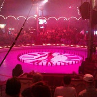 Photo taken at Roncalli Circus by Conny R. on 7/12/2013