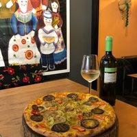 7/10/2018 tarihinde Mehmet A.ziyaretçi tarafından Zucca Pizza'de çekilen fotoğraf