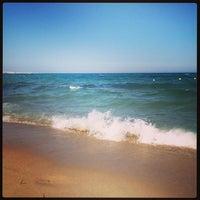 Photo taken at Magic Life Beach by Jurgen V. on 7/27/2013