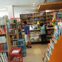 Photo taken at Jeya Book Centre by Nivod Menusha on 6/25/2015