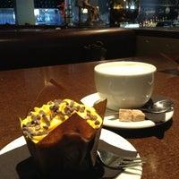 Photo taken at Café Mmuah by Lana S. on 6/22/2013