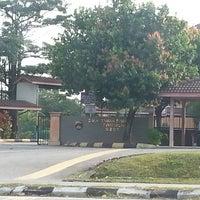 Photo taken at SMK Taman Semarak by Adibah M. on 3/21/2013