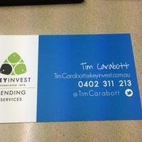 Photo taken at Tim Carabott - Mortgage Brokers Office by Tim C. on 5/17/2013