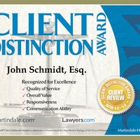 Photo taken at Law Offices of John Schmidt & Associates PLLC by John S. on 4/23/2017