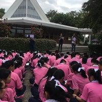 Photo taken at The First Church of Chiang Mai โบสถ์คริสตจักรที่ 1 เชียงใหม่ by Kae 🌾 on 10/26/2016
