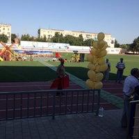 Photo taken at Центральный стадион by Максим Ш. on 8/1/2014