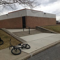 Photo taken at Whitehall High School by Mike V. on 3/23/2014