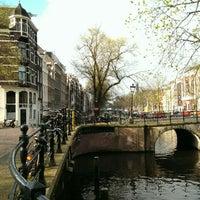 Photo taken at Amsterdam by Sergey V. on 4/12/2016