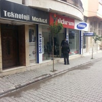 Photo taken at Yildirim Teknoloji SamsunG by Funacademy F. on 4/8/2013
