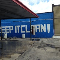 Photo taken at Keep It Clean Car Wash by theneener on 6/27/2014