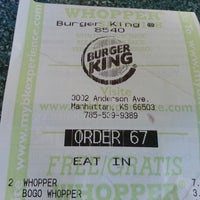 Photo taken at Burger King by William H. on 7/15/2014