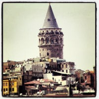 Photo prise au Tour de Galata par İsa K. le7/1/2013