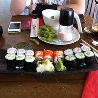 Photo taken at SushiCo by Tolga D. on 5/1/2013