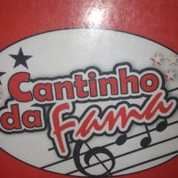 Photo taken at Cantinho da Fama by Dila Q. on 4/12/2013