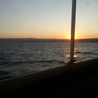 Photo taken at Marmara Denizi by Said A. on 8/13/2014