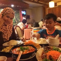 Photo taken at Rumah Thai Restaurant by Kairo I. on 6/11/2014