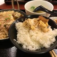 Photo taken at Ajisen Gourmet Town by Kit L. on 5/6/2017