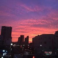 Photo taken at 聖蹟桜ヶ丘駅前交差点 by kiro10000 on 6/27/2015