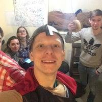 Снимок сделан в ZaSov Звенигородская пользователем Алексей Б. 3/10/2017